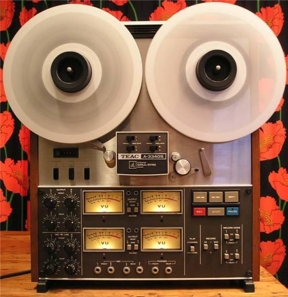 Reel to reel repair, Tascam, Akai, Teac, Technics, Sony, Vintage